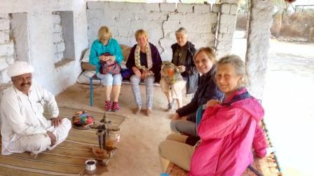 Parul tours and travels village meet
